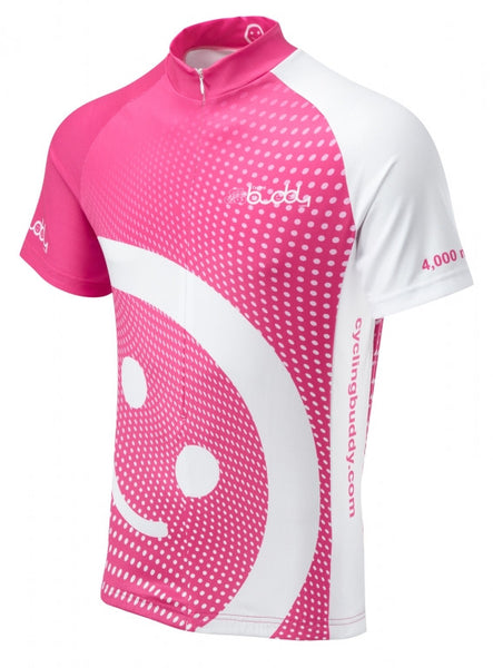 Cycling Buddy 4,000 Miles Cycling Jersey | Summit Different | Fun Cycle Jerseys