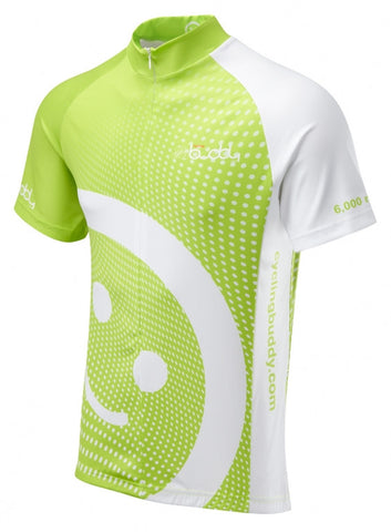 Cycling Buddy 6,000 Miles Cycling Jersey | Summit Different | Fun Cycle Jerseys