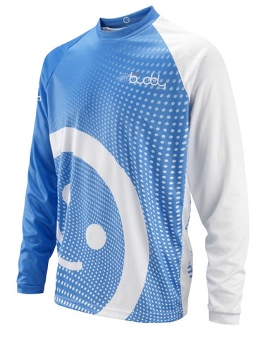 Cycling Buddy New Joiner Long Sleeve Cycling Jersey | Summit Different | Fun Cycle Jerseys