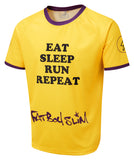 Eat Sleep Run Repeat - Running Top