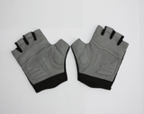 Spiders web short finger cycling gloves