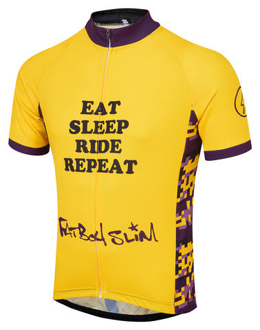 Eat Sleep Ride Repeat Cycling Jersey