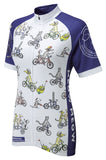 Battersea Dogs and Cats Home Cycling Jersey | Summit Different | Charity Cycle Jerseys