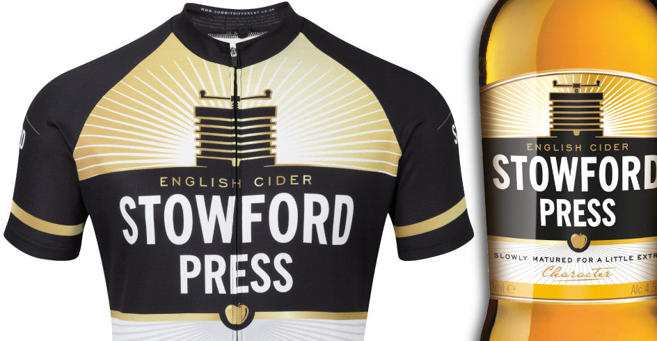 Stowford Press Cycling Jersey