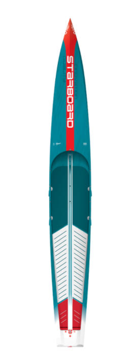 "2021 STARBOARD 12'6"" X 23"" SPRINT WOOD CARBON SUP BOARD"