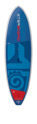 "2019 Starboard Sup Wide Point 9''5"" x 32"" Flax Balsa SUP"
