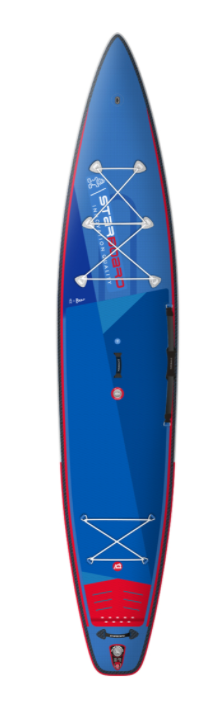 "2021 STARBOARD INFLATABLE WINDSURF 18'6"" X 60"" X 8"" STARSHIP ALL WATER  ZEN DC SUP BOARD"