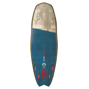 "2019 Starboard Sup Hyper Nut Foil 4 in 1 6''10"" x 26.5"" Flax Balsa SUP"