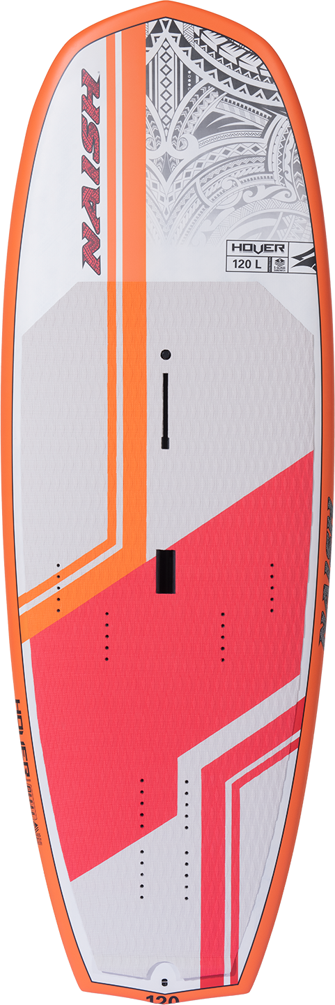 NAISH S25 HOVER CROSSOVER FOIL SUP BOARD