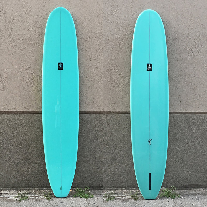 Poseidon Malibu Log Surfboard