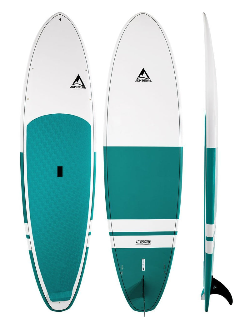 ADVENTURE PADDLEBOARDING ALL ROUNDER - MX SUP Board