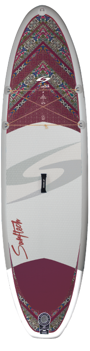 SURFTECH Alta Air-Travel Inflatable Stand-Up Paddleboard 10' (Women's)