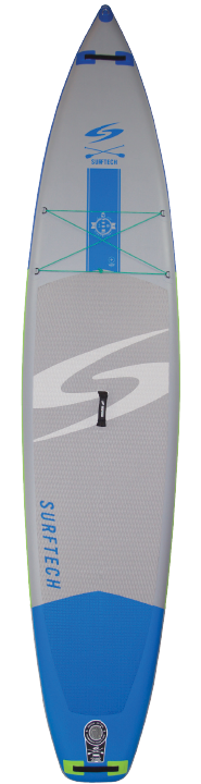 SURFTECH Pleasure Craft Air-Travel Inflatable SUP 12'6
