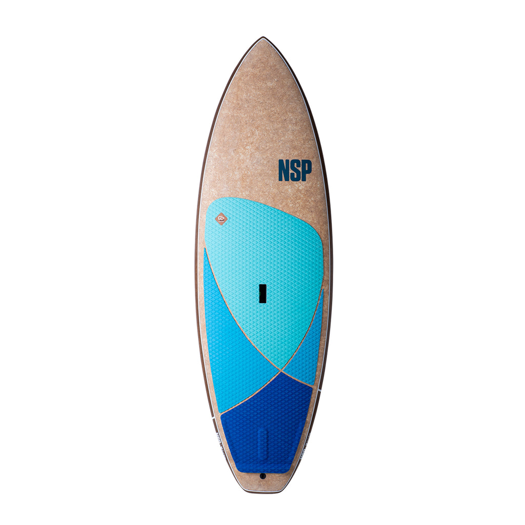 NSP COCOFLAX DC SURF WIDE SUP BOARD