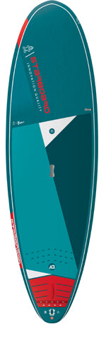 "2021 STARBOARD 9'4"" X 33"" WHOPPER BLUE CARBON SUP BOARD"
