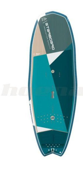 "2021 STARBOARD 8'0"" X 31.5"" HYPER NUT SURF AND FOIL SUP BOARD"