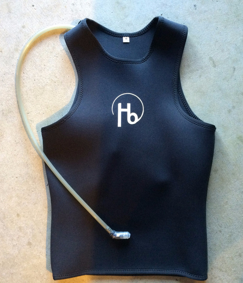 Humpback hydration SUP vest