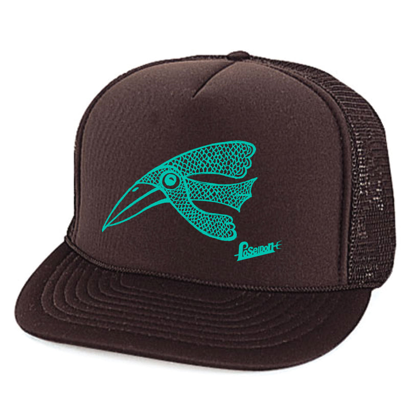 Poseidon Bird Hat