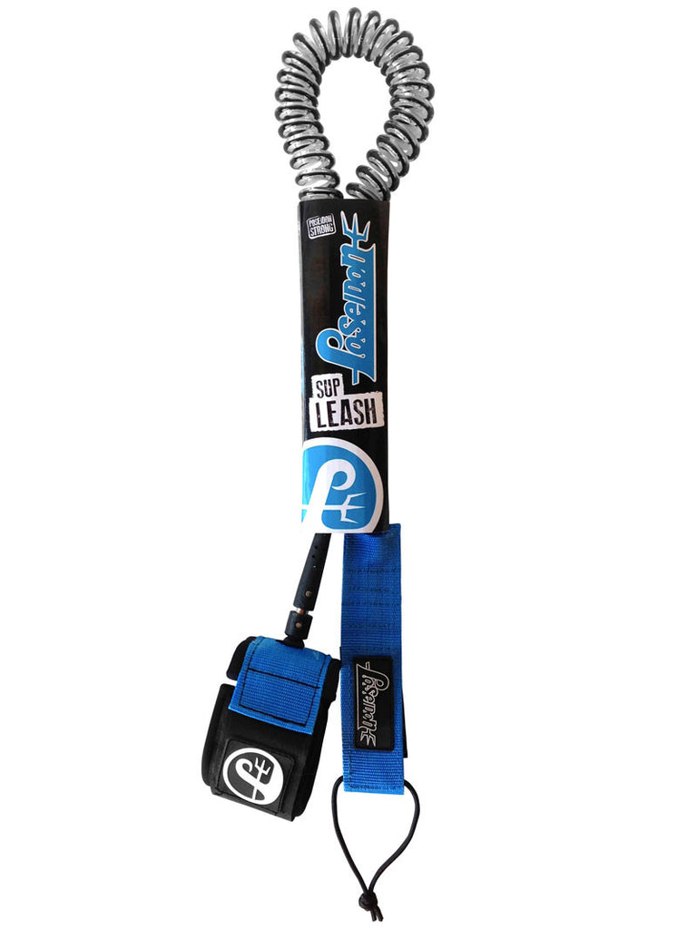 Poseidon SUP Leash - Coiled