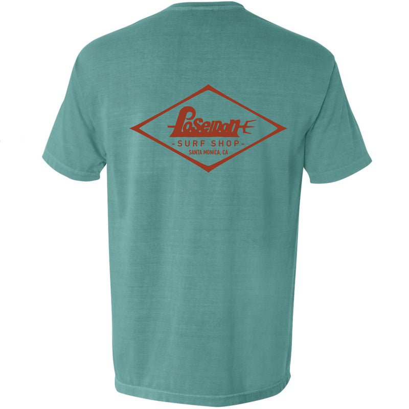 Poseidon Men's Surf Shop Tee