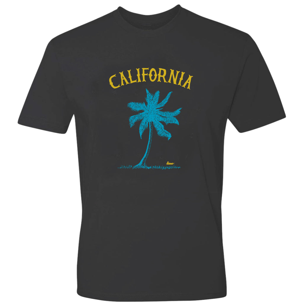Poseidon California Palm Unisex Tee