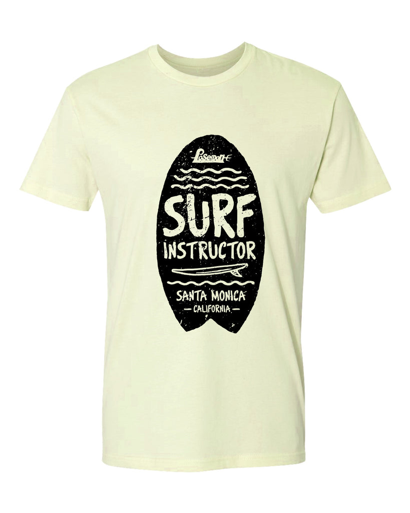 Poseidon Mens Tee Surf Instructor
