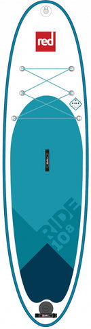 "Red Paddle Co. 10'6"" RIDE SE MSL inflatable SUP"