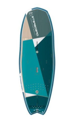 "2021 STARBOARD 7'4"" X 30"" HYPER NUT SURF AND FOIL SUP BOARD"