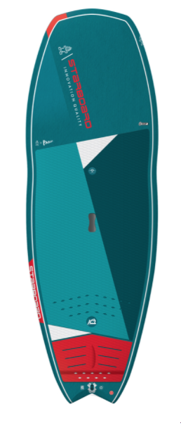 "2021 STARBOARD 7'0"" X 28"" HYPER NUT BLUE CARBON SUP BOARD"