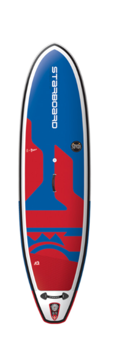 "2021 STARBOARD 9'0""X 28"" X 4.75"" INFLATABLE KIDS ZEN SC SUP BOARD"