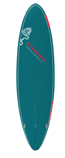 "2021 STARBOARD 10'2"" X 32"" WEDGE BLUE CARBON SUP BOARD"
