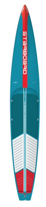 "2021 STARBOARD 12'6"" X 26"" ALL STAR WOOD CARBON SUP BOARD"