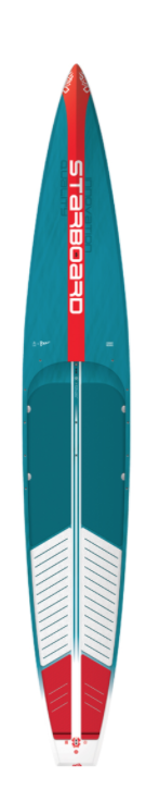 "2021 STARBOARD 14'0"" X 23"" ALL STAR CARBON SANDWICH SUP BOARD"