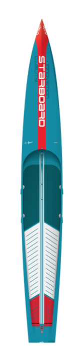"2021 STARBOARD 14'0"" X 21.5"" SPRINT WOOD CARBON SUP BOARD"