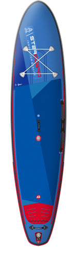 "2021 STARBOARD 11'0"" X 34"" X 6"" RIVER DELUXE SC INFLATABLE SUP BOARD"