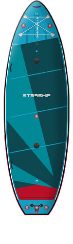 "2021 STARBOARD INFLATABLE WINDSURF 15'0"" X 55"" X 8"" STARSHIP FAMILY ZEN DC SUP BOARD"
