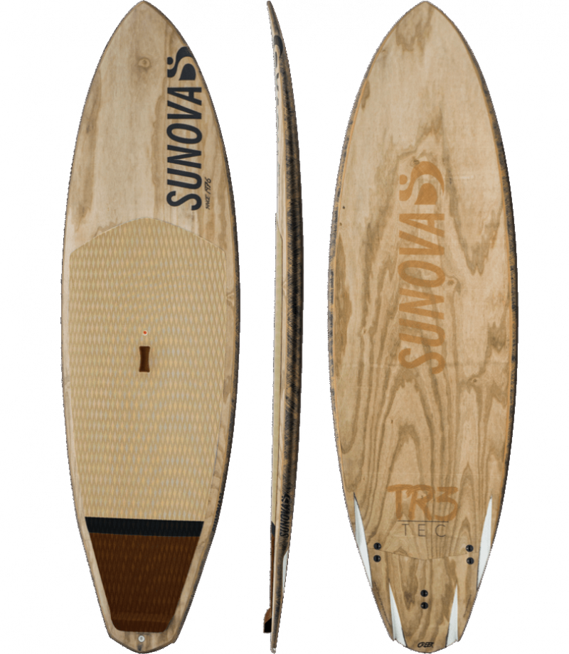 Sunova Creek SUP