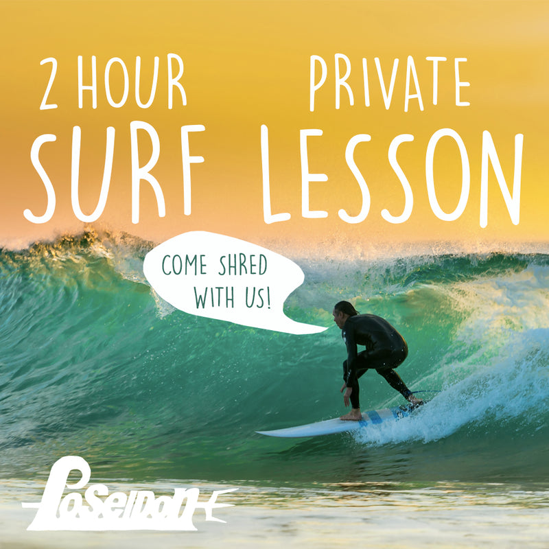 Surfing Lesson - 2 Hours