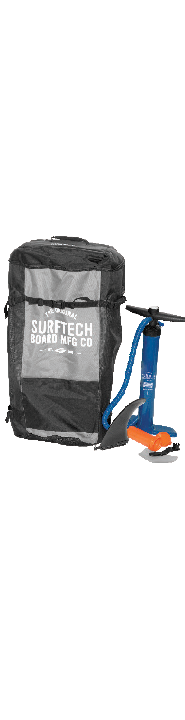 SURFTECH Air-Travel Runabout Inflatable SUP 11'