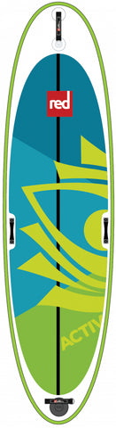 "Red Paddle Co. 10'7"" WIND MSL inflatable SUP"