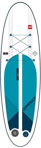 "Red Paddle Co. 9'6"" COMPACT inflatable SUP"