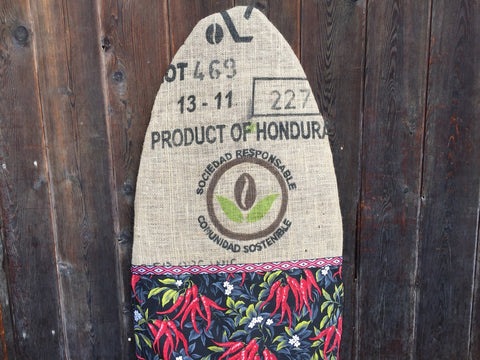 "Sagebrush Board Bags 5'6"" CHILI PEPPERS"