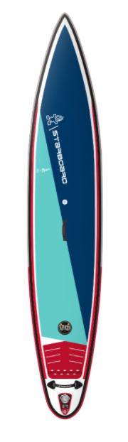 "2021 STARBOARD 10'6"" X 23"" X 4.75"" SUPKID RACER DELUXE SC INFLATABLE SUP BOARD"