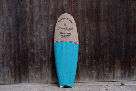 Sagebrush Board Bags 5'2 FIJI