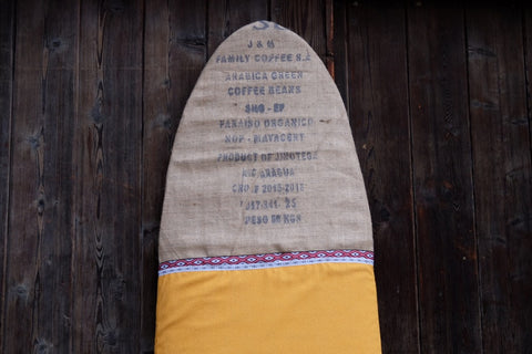 Sagebrush Board Bags 7'6 GOLD SILK