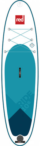 "Red Paddle Co. 10'7"" WINDSURF MSL inflatable SUP"