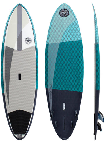 Tom Carroll Paddle Surf Loose Leaf SUP 8'0""
