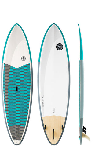 Tom Carroll Paddle Surf Loose Leaf SUP 8'4""