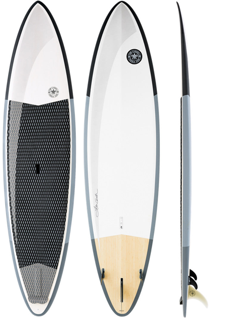 "Tom Carroll Outer Reef 11'6"" SUP board"