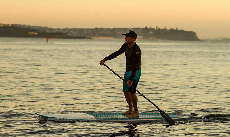 Tom Carroll Outer Reef X2 10' SUP board